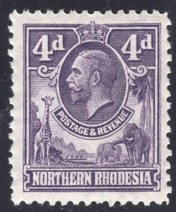NORTHERN RHODESIA SCOTT 6