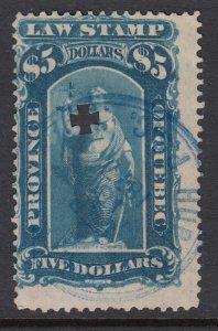 Canada (Quebec Revenue), van Dam QL28, used