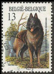 Belgium 1244 Used VF