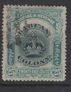 Labuan 107 U 1902