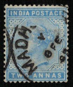 1882-1890, Queen Victoria, SG #91 CV $ 47,21 (Т-8100)