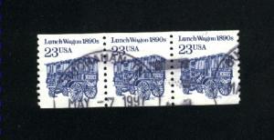 USA #2464 3  used 1990-95 PD .15