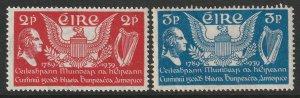 Ireland 103-104 complete set MLH