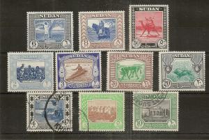 North Africa 1951 Selection (10v)
