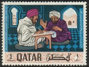 Qatar#127 - MH (DL)
