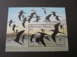 Ascension 1994 Sc 598a bird MNH