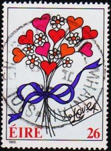 Ireland. 1985 26p S.G.604 Fine Used