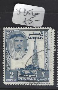 QATAR   (P0503B)  SHEIKH 2R  SG 35   VFU