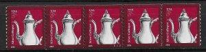 2005 #3759 Silver Coffeepot PNC5 MNH