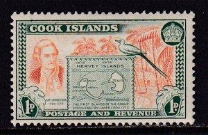 Cook Islands (1949) #132 MNH