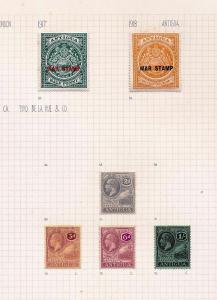 Antigua Bahamas Barbados Bermuda QV/QE M&U Collection(75+Items) (GX 534