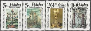 Poland #2746-9 MNH F-VF (V2348)