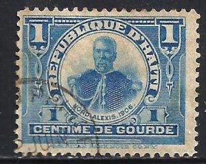 Haiti 1906 Scott# 145 Used