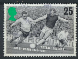 Great Britain  SG 1926  SC# 1664  Football  Used see detail and scan