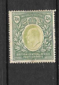 BCA  1903-04 2/6d  KEVII  FU  SG 63
