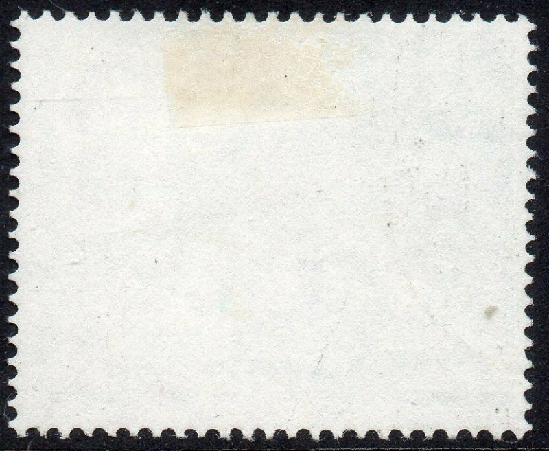 1968 British Indian Ocean Territory Sg 11 Dot after 'I' almost Omitted Fine Used