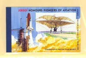 Jersey Scott 1069b Mint NH booklet