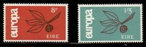 Ireland Scott 204-5 Mint hinged (Catalog Value $26.00)