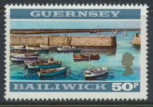 Guernsey  SG 58  SC# 55 Mint  very light hinge see details