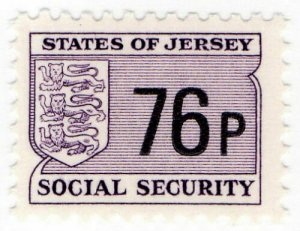 (I.B) Jersey Revenue : Social Security 76p