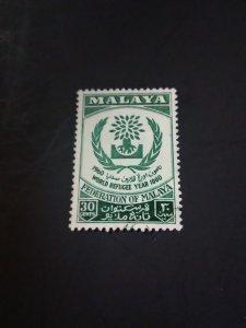 *Malaya Federation #95u