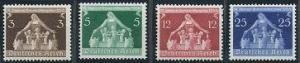 Germany 473-476 MNH (1936)