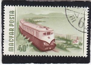 HUNGARY,  #  1141   used