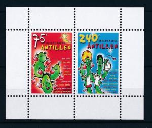 [NA1473] Netherlands Antilles Antillen 2003 Christmas Souvenir Sheet MNH