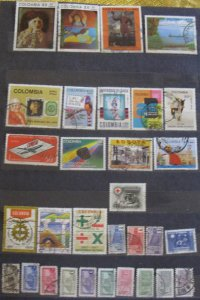 Colombia 31 Different Air BOB