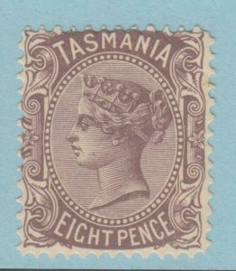 TASMANIA 108 MINT HINGED OG * NO FAULTS VERY FINE!