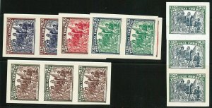 46485 - Cabral PORTUGAL - UNISSUED Never issued STAMP PROOFS! Colon COLUMBUS