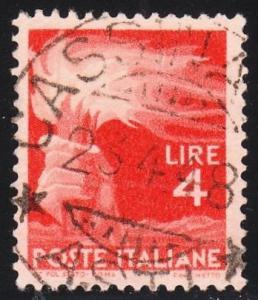 Italy 471A -  FVF used
