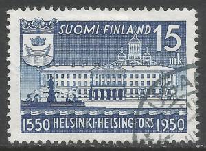 FINLAND 299 VFU M658