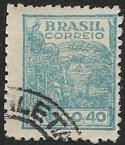 Brazil # 661 - Agriculture - used