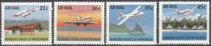 Micronesia #C43-6   MNH  F-VF CV $2.65 (SU6080)