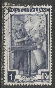 ITALIA 669 VFU I664-5