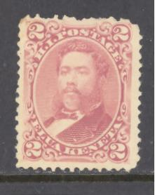 Hawaii Sc # 43 mint never hinged (RS)