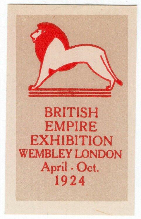 (I.B) Cinderella - British Empire Exhibition (1924)