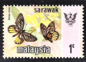 Sarawak Scott 242  VF mint OG H.