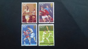 Great Britain 1980 Anniversaries Used