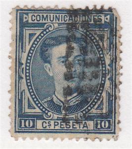 Spain, Scott #223, Used