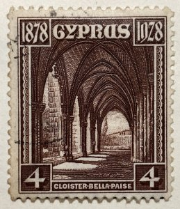 AlexStamps CYPRUS #118 XF Used