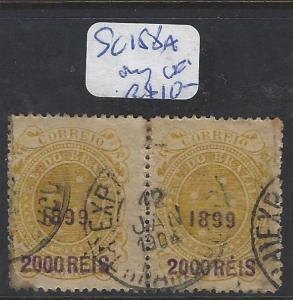BRAZIL (P0303BB)   2000R SURCH PR SC 158A CDS    VFU