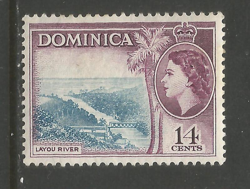 DOMINICA 151 MOG RIVER Z784-2