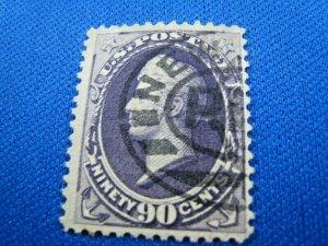 UNITED STATES,  1888   SCOTT #218 -  Used