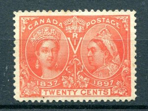 Canada #59 Mint XF - Lakeshore Philatelics