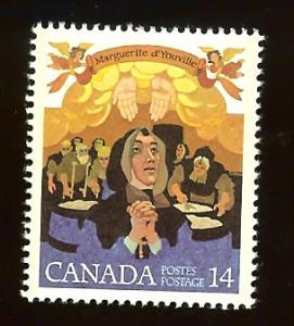 Canada #768 14¢ Marguerite d'Youville