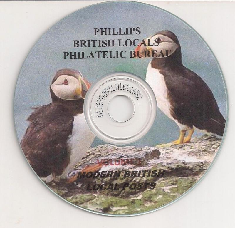 MODERN BRITISH LOCALS CD CATALOGUE - 2018 EDITION