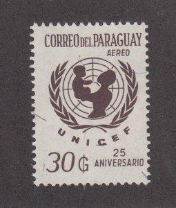 Paraguay Scott #1422 MH