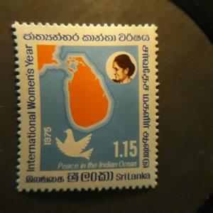 Sri Lanka 494  1975  unused  VF  NH